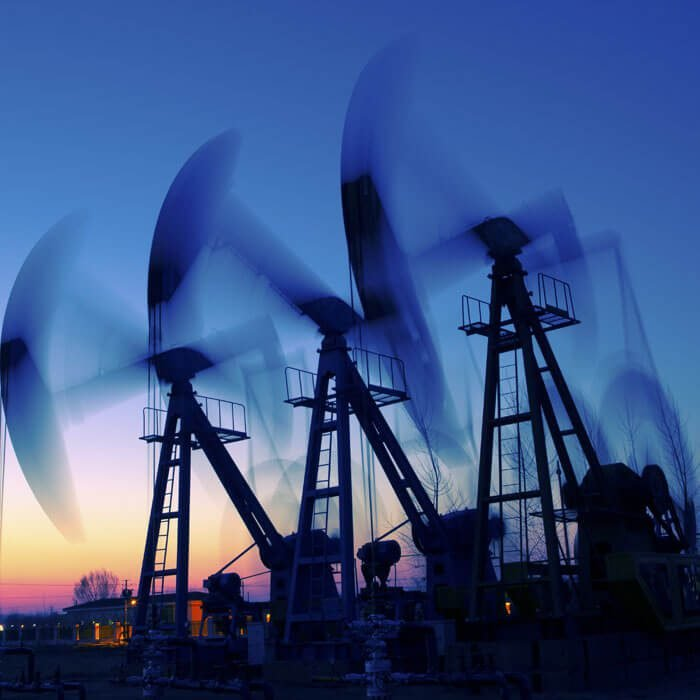 Oil & Gas field